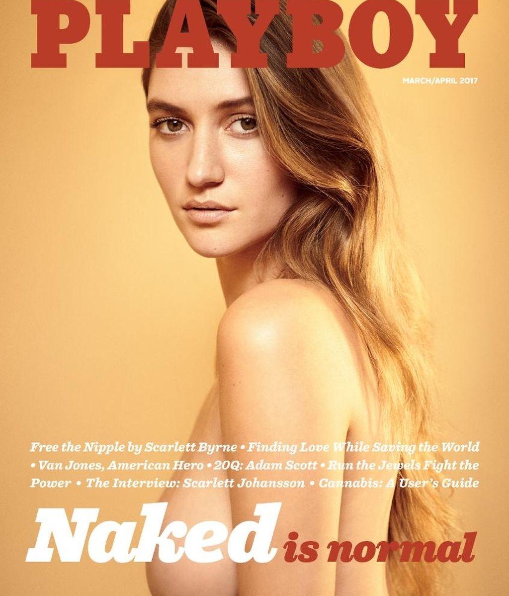 'Playboy' vuelve a desnudar a sus conejitas