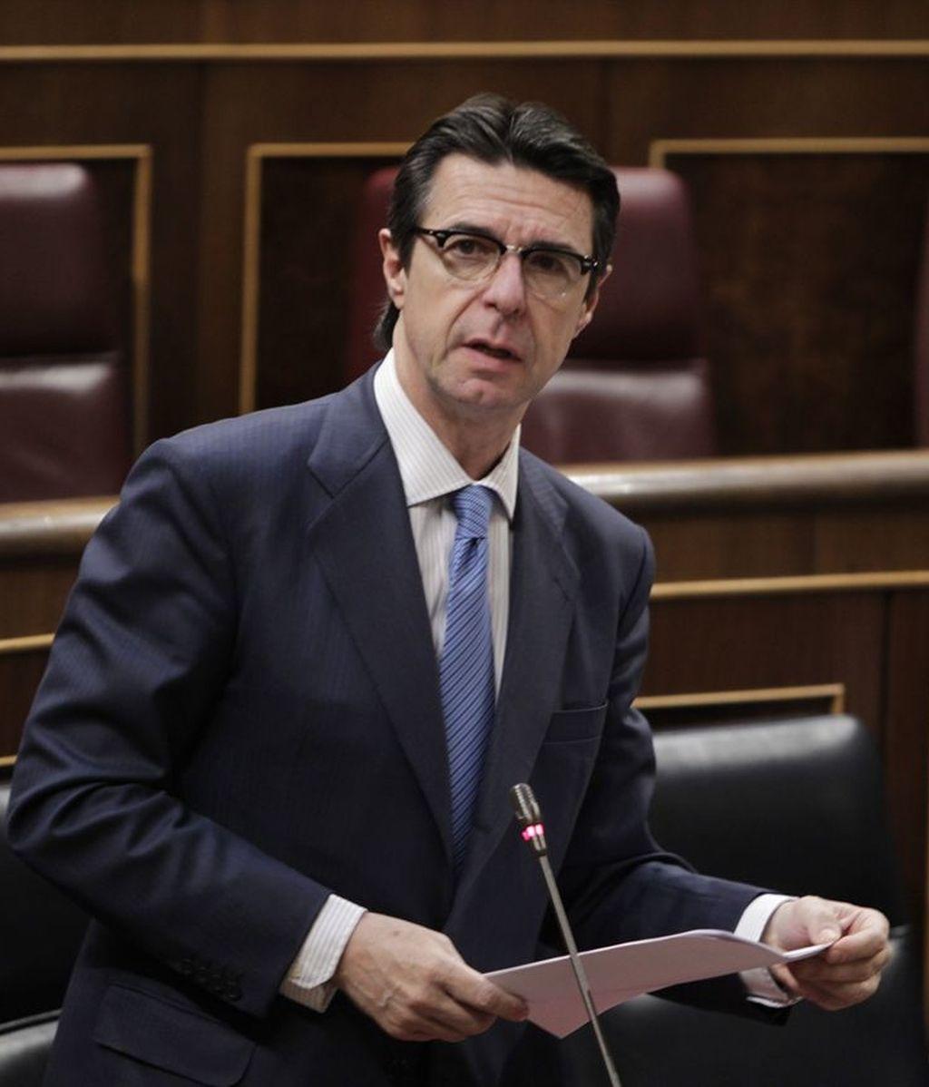 Soria, ministro de Industria
