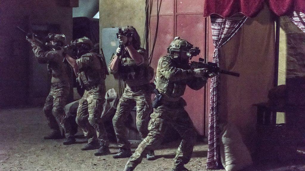 Escena de la serie 'Six', estrenos HBO