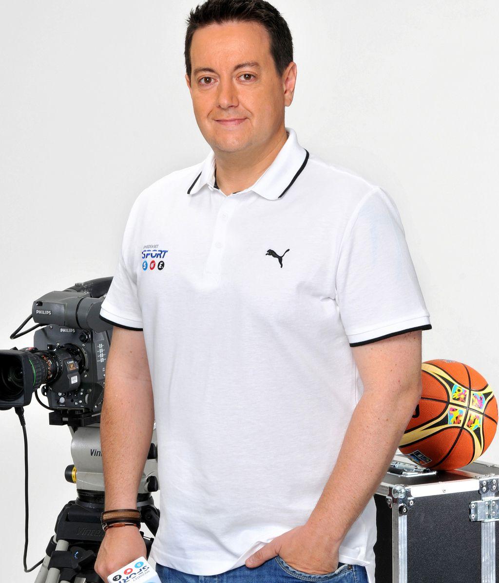 Antoni Daimiel, FIBA 2014 Mediaset