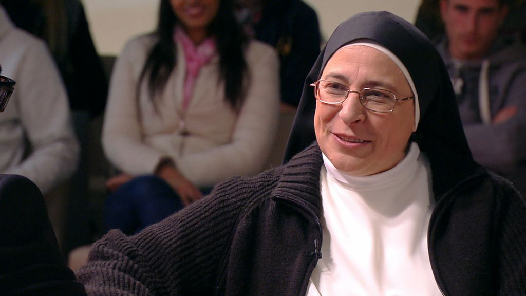 Sor Lucía Caram en 'Chester in love'