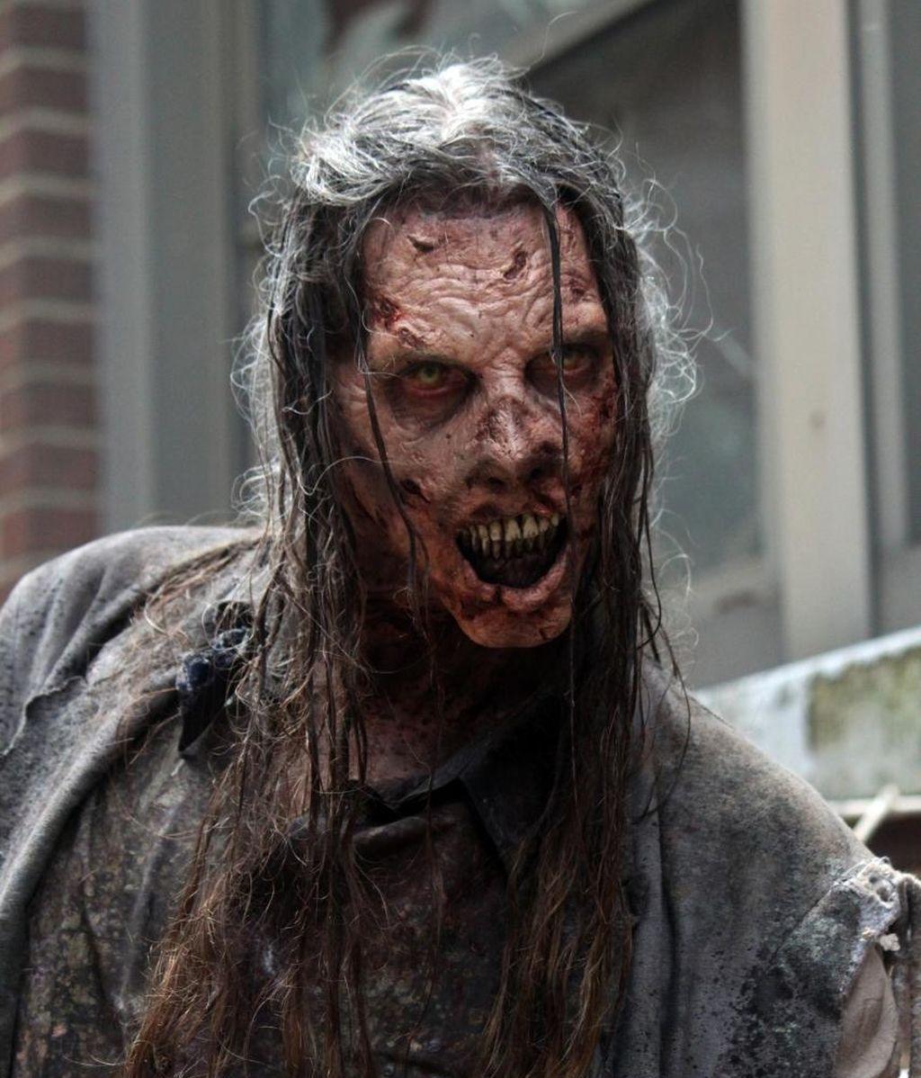 'Zombie' 'The walking dead' temporada 5
