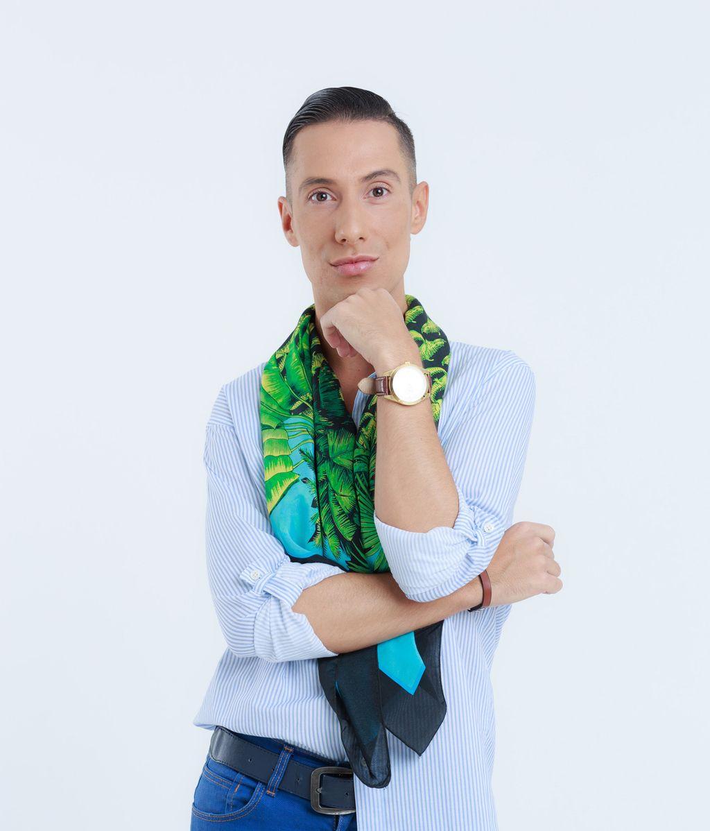 Jesús Reyes, estilista de 'Mujeres y hombres y viceversa'