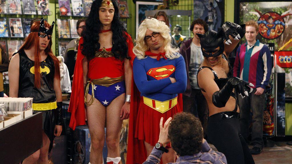 'Big bang' regresa el día después de reunirse los padres de Sheldon y Leonard