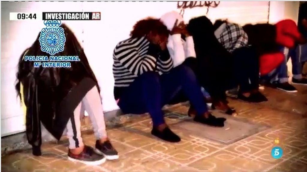 50.000 personas llegan cada año a España a través de mafias que las esclavizan