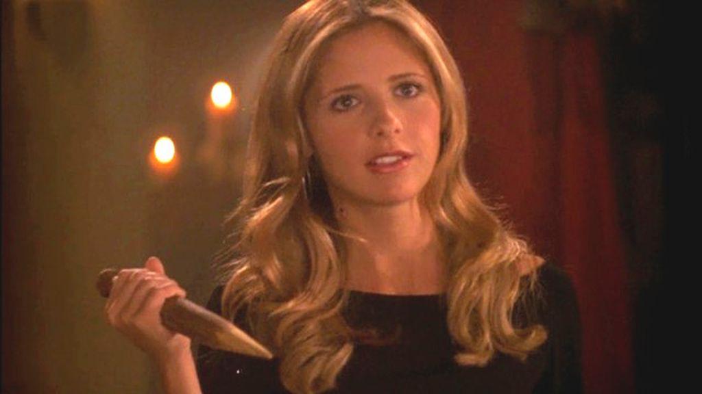 Buffy Summers, Buffy cazavampiros