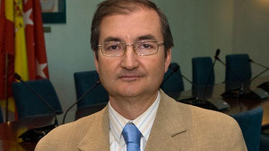 Ángel Martín Vizcaíno, director de Telemadrid
