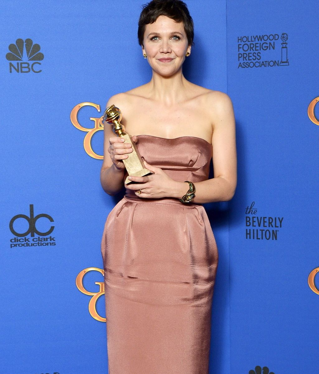 Maggie Gyllenhaal, por The honorable woman
