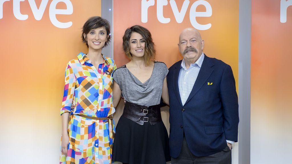 José María Íñigo, Barei y Julia Varela