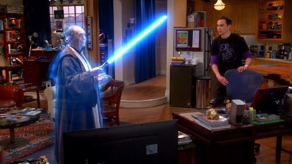 Jedi The big bang theory