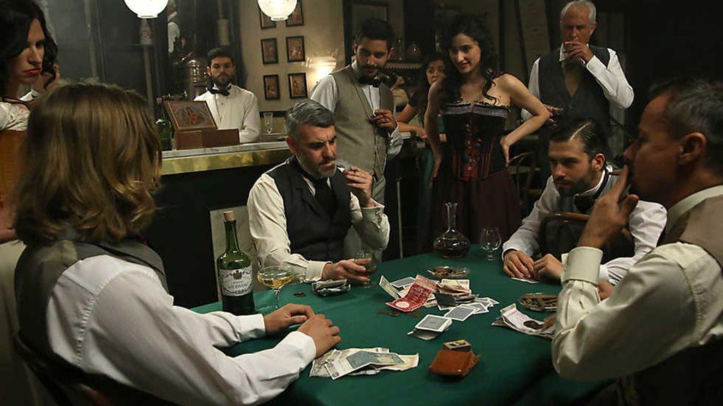 Escena de la serie de TVE 'Acacias 38'