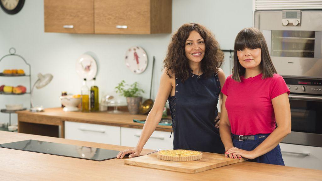 Yo sí que como. Fox life. Patricia Pérez y Laura Caballero
