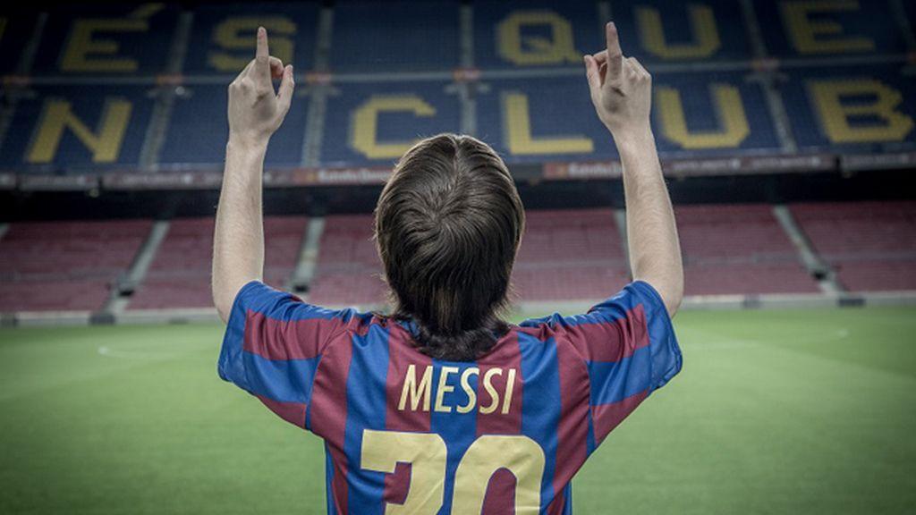 Álex de la Iglesia y Jorge Valdano explican a 'Messi' en Canal + 1