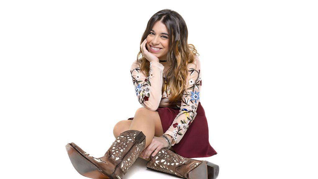 Candidata 'Objetivo Eurovisión': Paula Rojo