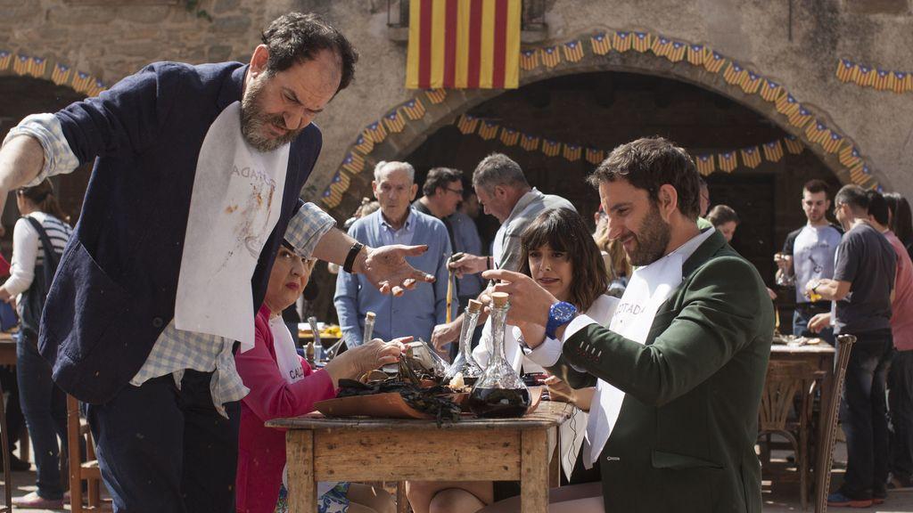 'Ocho apellidos catalanes'