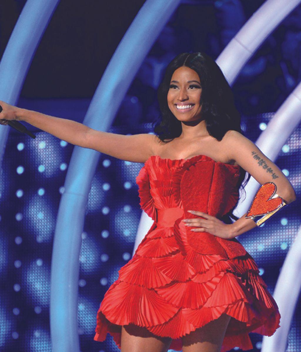 Nicki Minaj, mejor artista de hip hop