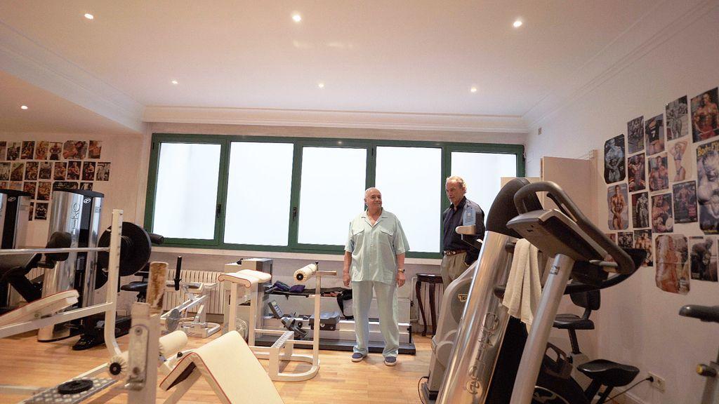 José Luis Moreno en 'Mi casa es la tuya'