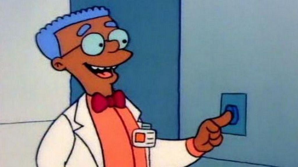 Por qué son amarillos y otras 29 curiosidades sobre 'Los Simpson' - Smithers era negro