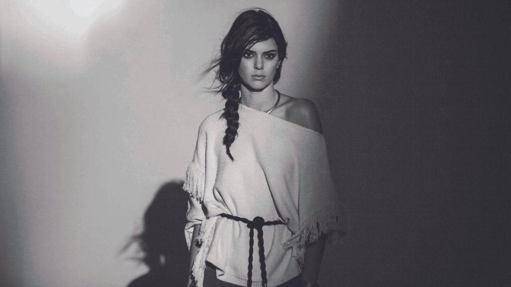 Kendall Jenner. Mango