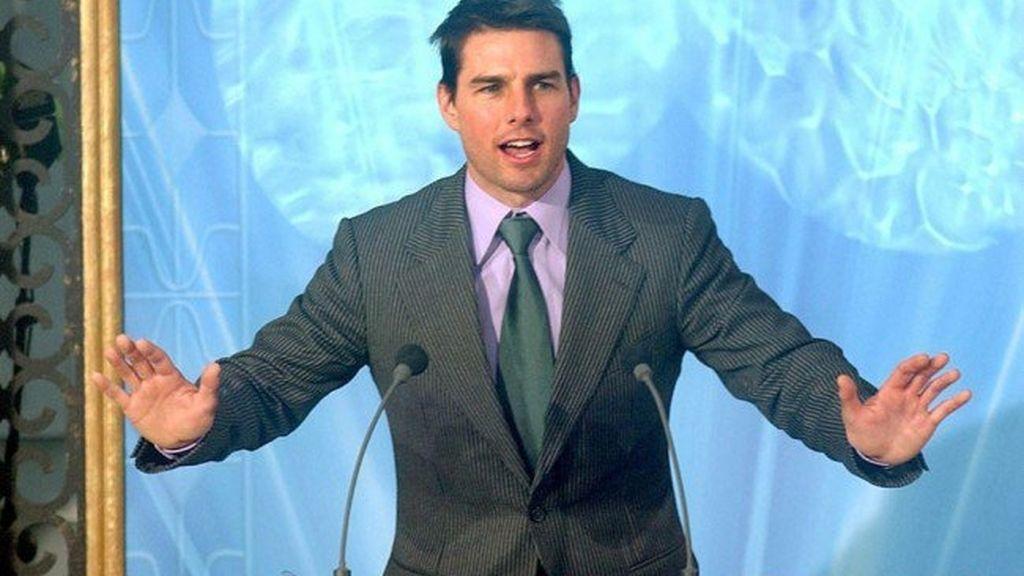 Tom Cruise, en 'Preacher'