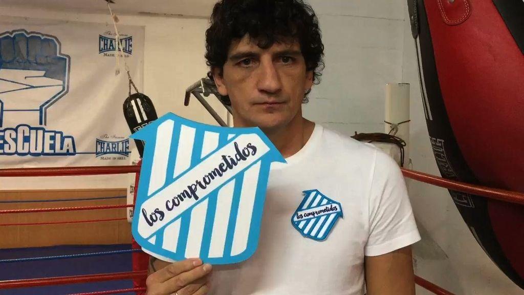 Jero García ficha por el equipo de 'Los Comprometidos'