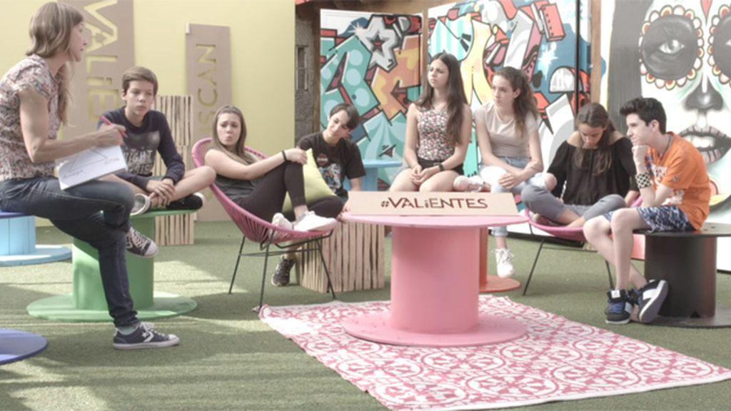Focus group, un experimento con #valientes