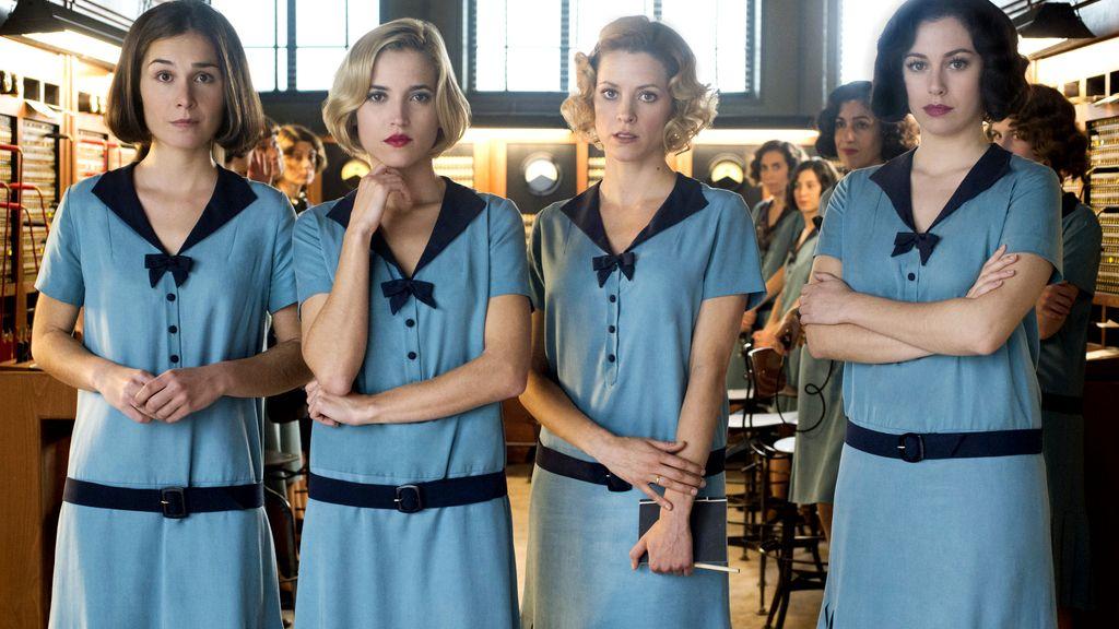 'Las chicas del cable' no eran libres pero soñaban con serlo