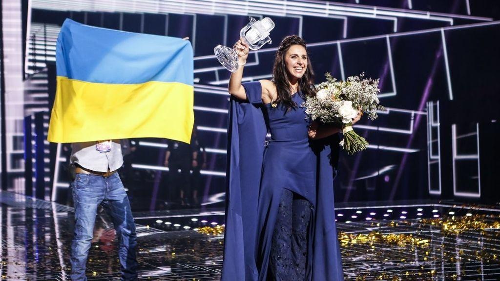 Eurovisión. Jamala (Ucrania)