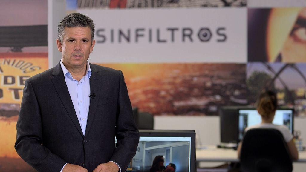 Roberto Arce Sin filtros