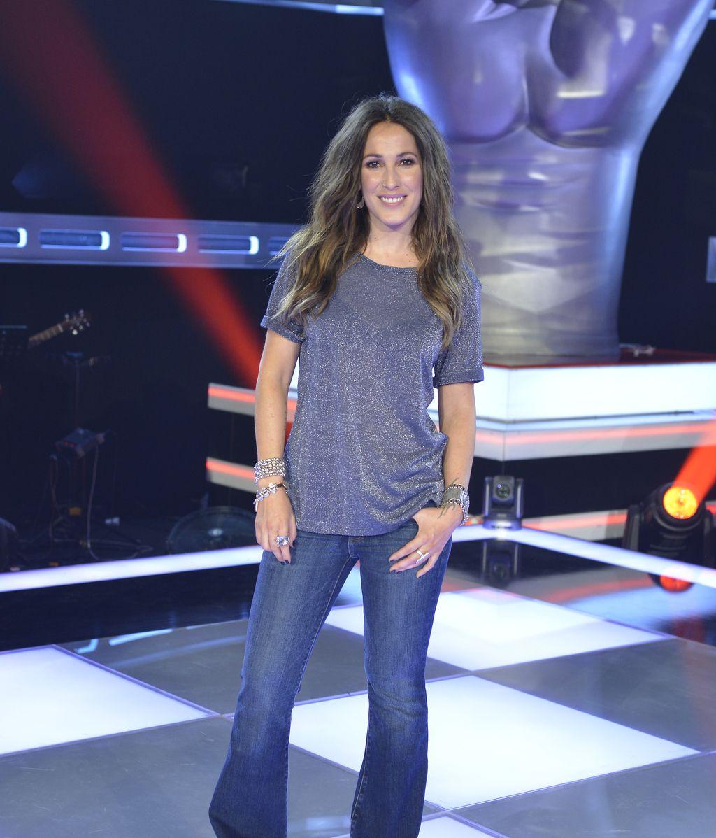 Malú, 'coach' de la quinta edición del programa de Telecinco 'La voz'