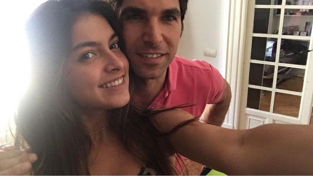 Lucía Romero y Cayetano Rivera