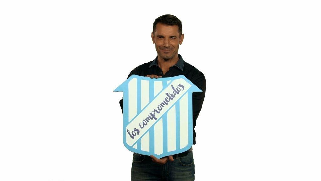 Jesús Vázquez te anima a unirte a nuestro equipo: el de 'Los comprometidos'