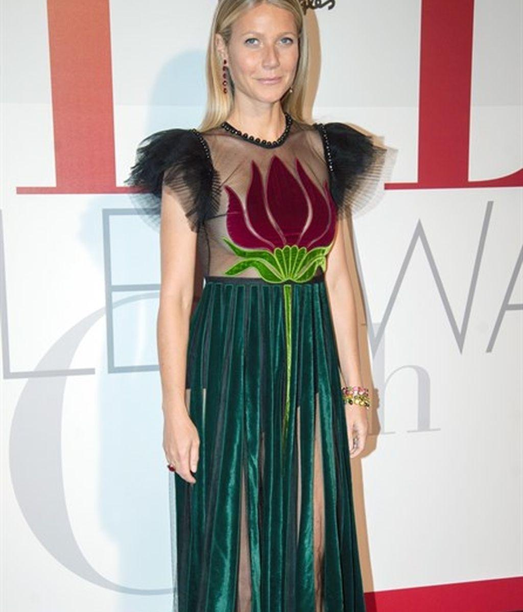 Gwyneth Paltrow en España