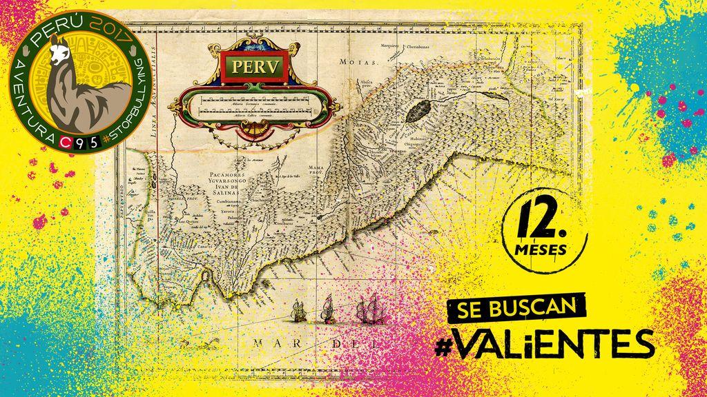 Se buscan valientes, Perú