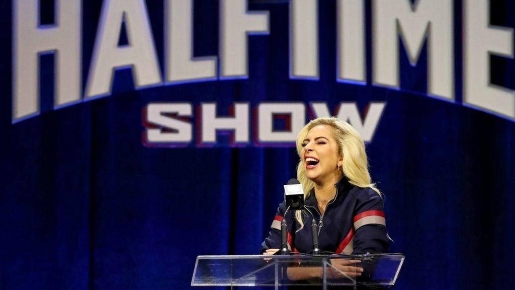 Lady Gaga será la protagonistas de la actuación del descanso de la Super Bowl