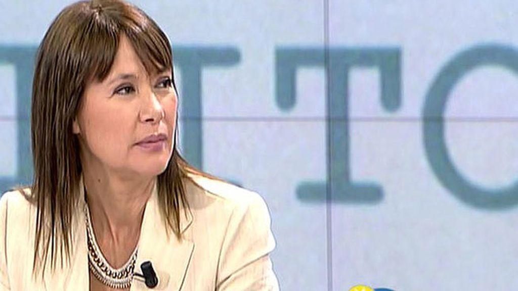 """Mabel Lozano: """"Chicas Nuevas 24 horas es un viaje a través del negocio de la compra y venta de seres humanos"""""""