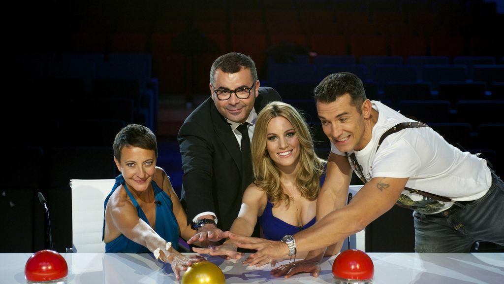 Acróbatas, bailarines, cantantes, cómicos... 'Got talent España' llega a Telecinco