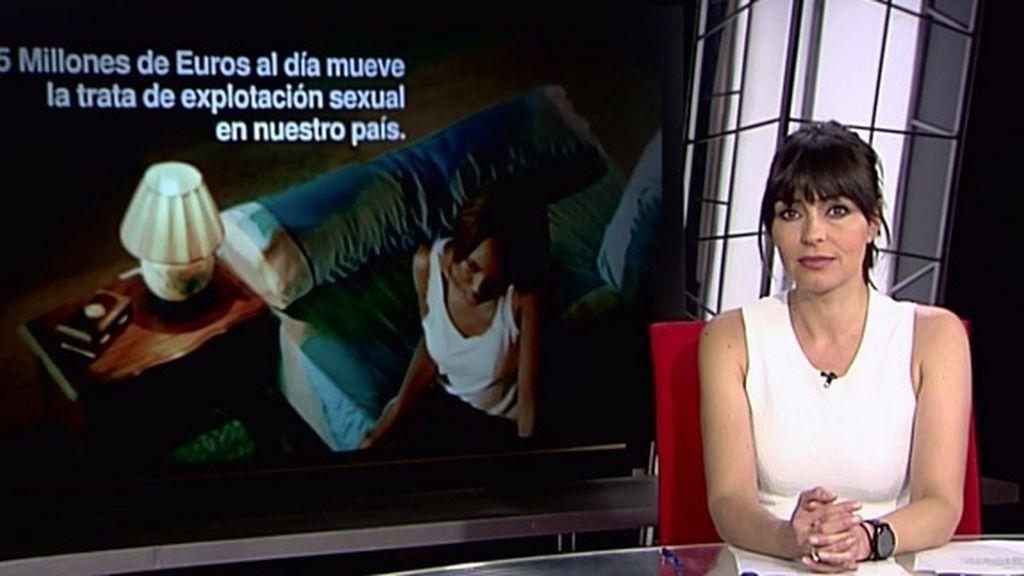 En España hay 14.000 esclavas sexuales