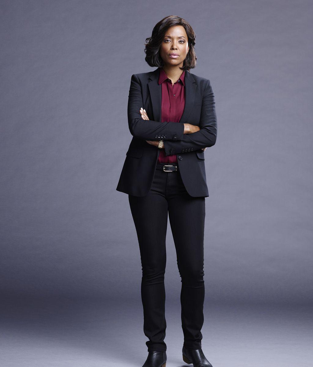 Personajes de la 12ª temporada de 'Mentes criminales': Aisha Tyler es Tara Lewis