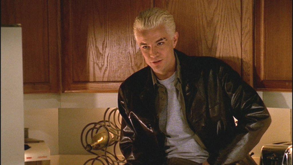 Spike, Buffy cazavampiros