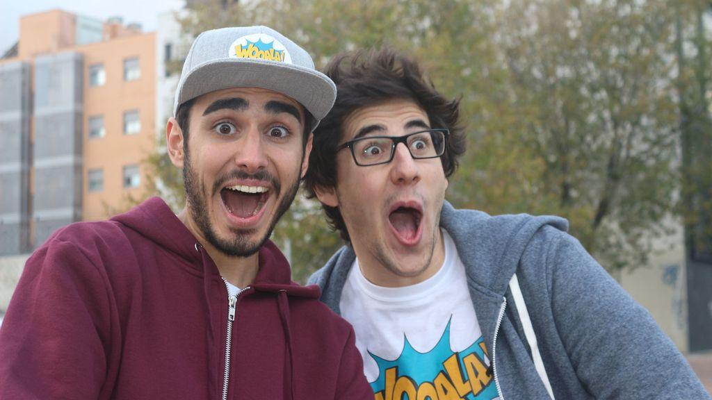 Borja Montón y Mariano Lavida presentan 'Wooalah!', la apuesta de producción propia para 2017 de Boing