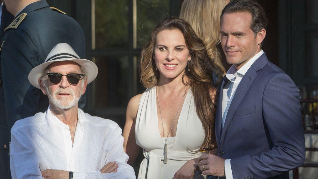 Kate del Castillo es Emilia Urquiza, primera dama de México, en 'Ingobernable'