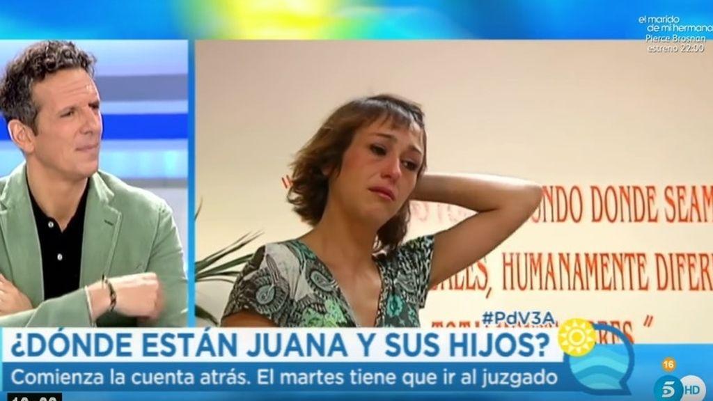 Joaquín Prat habla en 'El programa del verano' sobre Juana Rivas