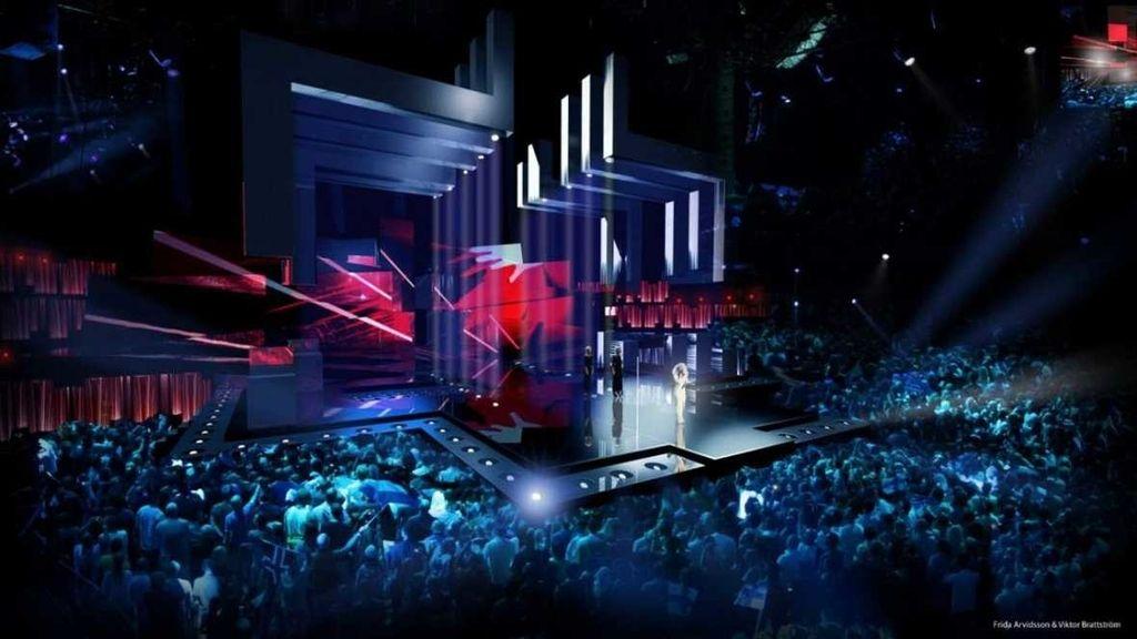 Escenario Eurovision 2016