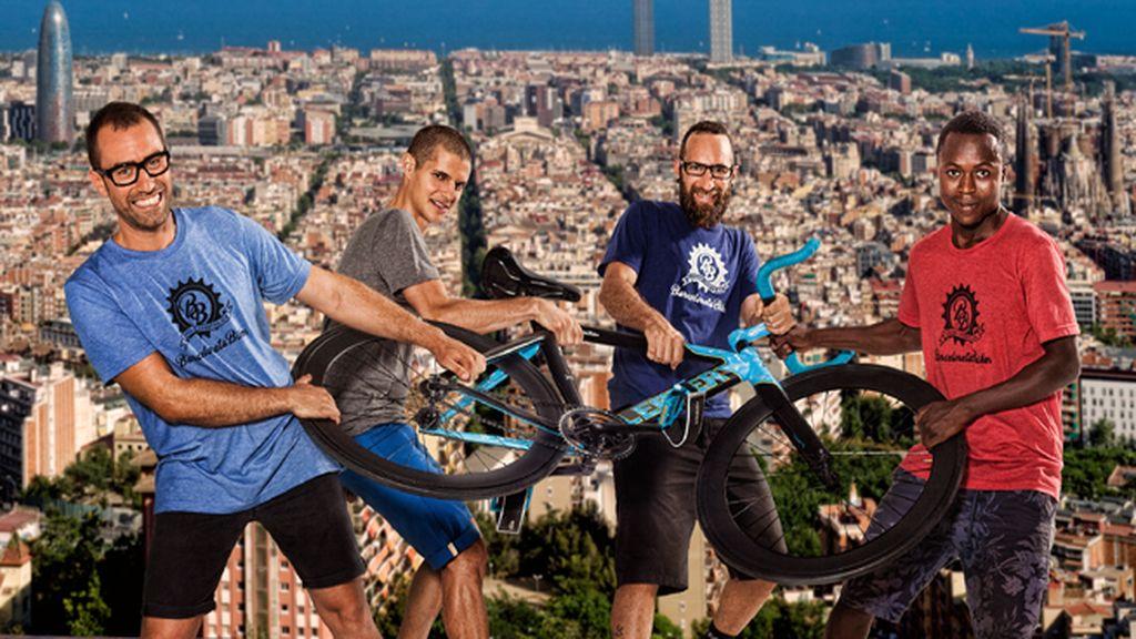 El día a día de una tienda-taller de bicicletas de la Barceloneta, en 'Be bike'