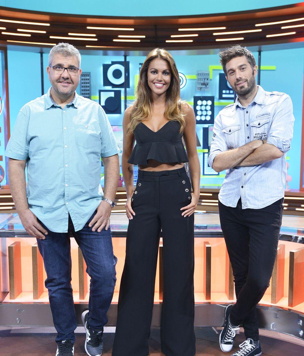 Lara Álvarez se incorpora al programa 'Dani & Flo', de Cuatro