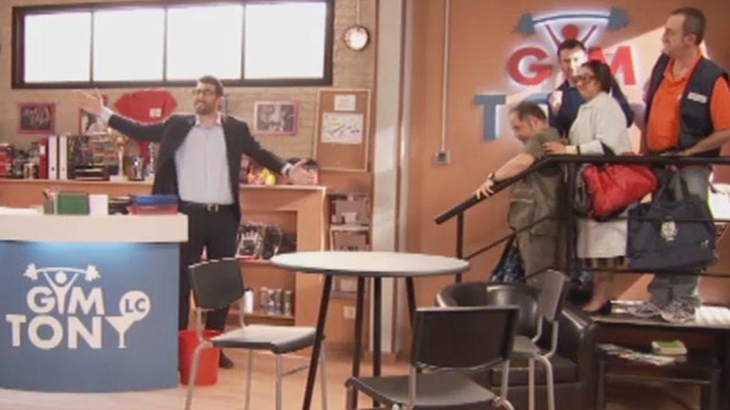 """'Gym Tony L.C.' """"no es como el otro"""""""
