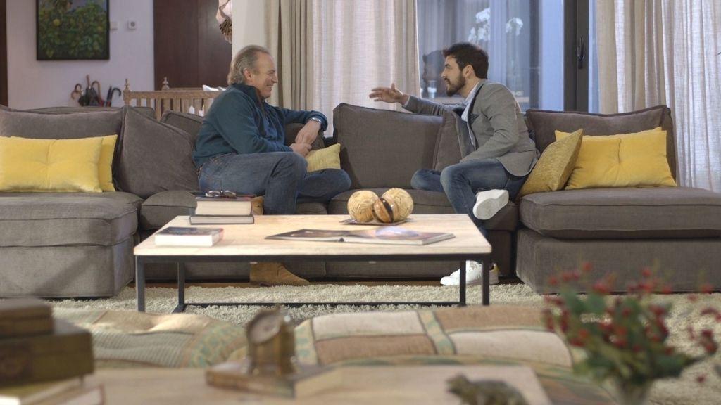 Mario Casas en 'En la tuya o en la mía'