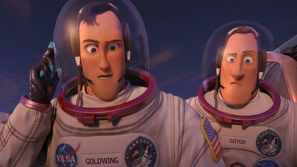 El 'padre' de 'Tadeo Jones', ahora a la conquista del espacio con 'Atrapa la bandera'