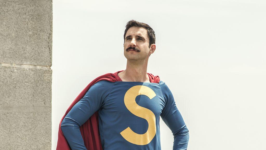 Dani Rovira es 'Superlópez' en la nueva película de Telecinco Cinema